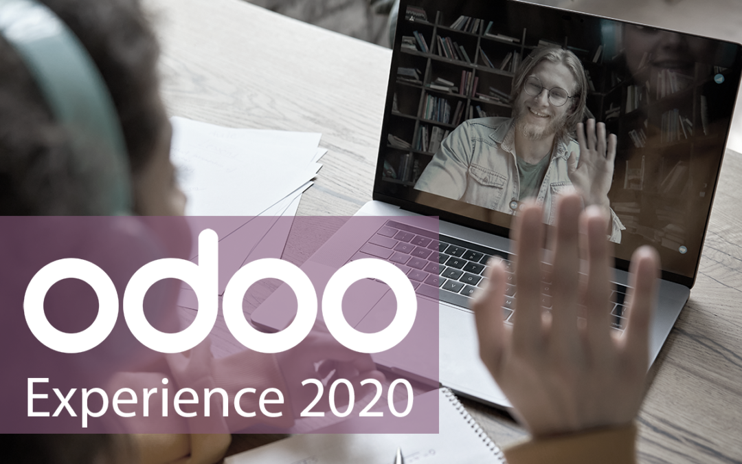 Announcement Odoo Experience 2020